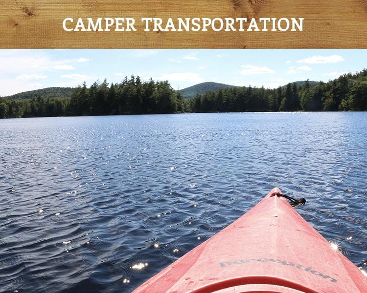 Camper Transportation
