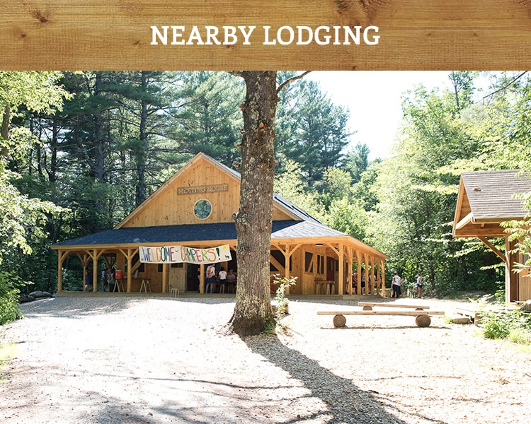Nearby Lodging